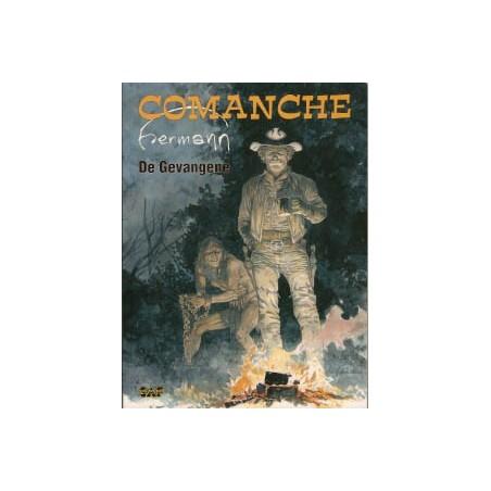 Comanche 00 De gevangene 1e druk 1998