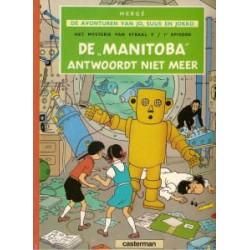 Jo, Suus & Jokko 03 De Manitoba antwoordt niet meer