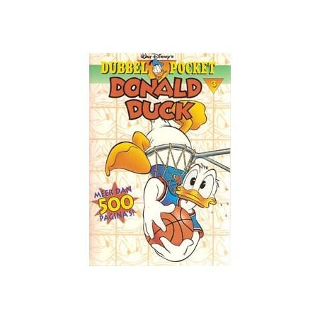 Donald Duck Dubbel pocket 03 1e druk