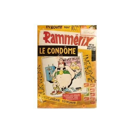 Asterix parodie (sex) Rammerix le Condome 1e druk 1982