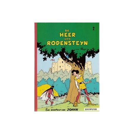 Johan en Pirrewiet 02 - Heer van Rodensteyn herdruk 1971