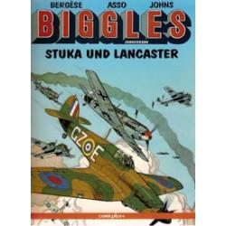 Biggles Duits 01 Stuka und Lancaster 1e druk 1994