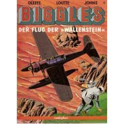 Biggles Duits 05 Der Flug der ''Wallenstein'' 1e druk 1996