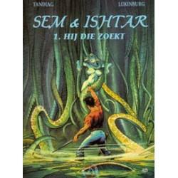 Sem & Ishtar setje<br>Deel 1 t/m 4<br>1e drukken 1996-2001