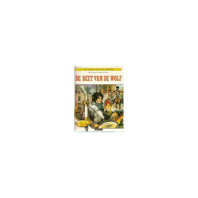 Zoon van de arend  setje deel 1 t/m 5 1e drukken 1987-1990