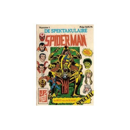Spektakulaire Spiderman Extra set<br>Deel 1 t/m 20<br>1e drukken