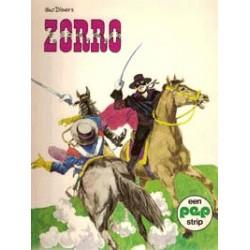 Zorro setje<br>deel 1 t/m 3<br>1e drukken 1973-1974