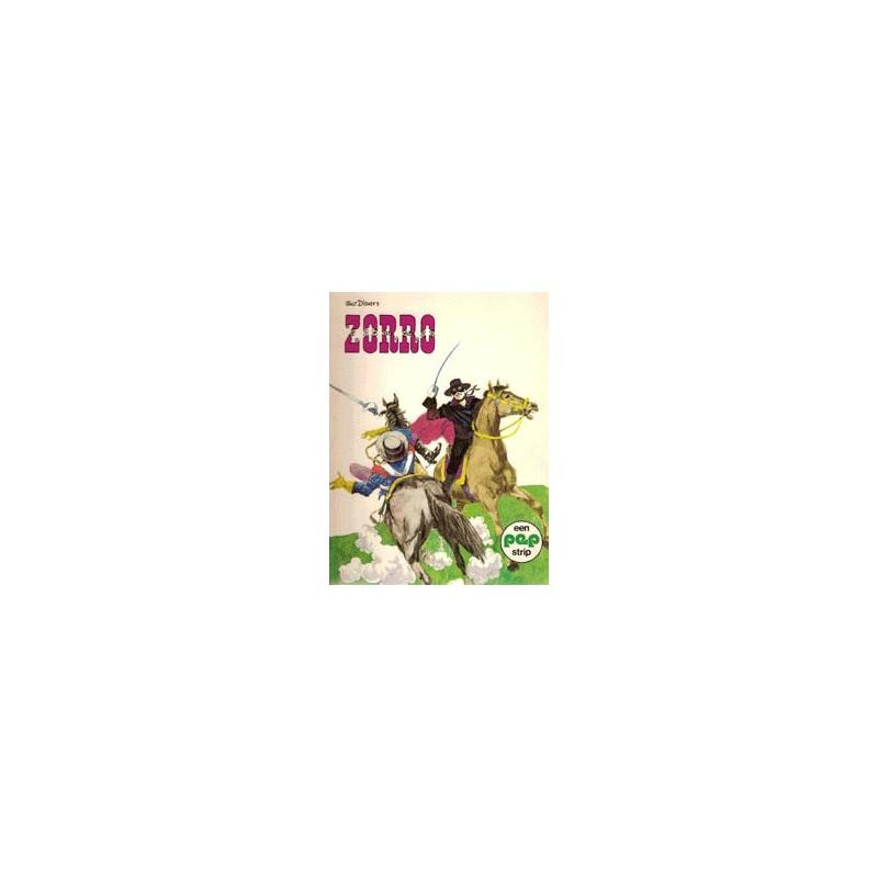 Zorro setje deel 1 t/m 3 1e drukken 1973-1974