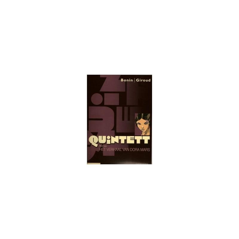 Quintett 01 Het verhaal van Dora Mars