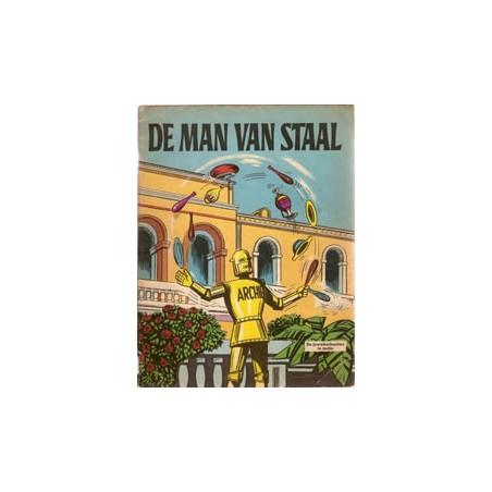 Archie de man van Staal 02 Juwelenfeesten in India 1e druk 1964