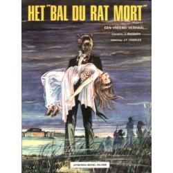 Bal du rat mort 01 SC Een vreemd verhaal… 1e druk 1982