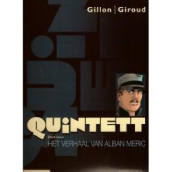 Quintett 02 Het verhaal van Alban Meric