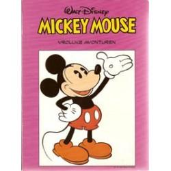 Mickey Mouse Foodboek I 04 Vrolijke avonturen 1e druk 1990