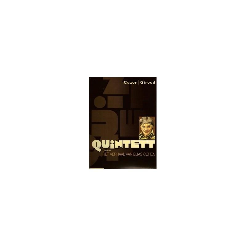 Quintett 03 Het verhaal van Elias Cohen