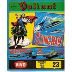 Prins Valiant Vivo 23 1e druk 1967