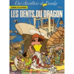 Franka setje Franstalig HC Les dents du dragon deel 1 & 2