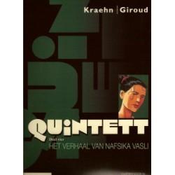Quintett 04 Het verhaal van Nafsika Vasli
