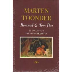 Bommel & Tom Poes<br>20 exclusieve prentbriefkaarten in doosje