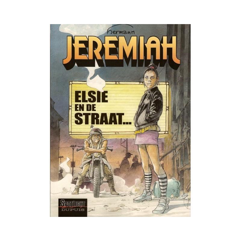 Jeremiah 27 - Elsie en de straat…