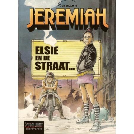 Jeremiah  27 Elsie en de straat…