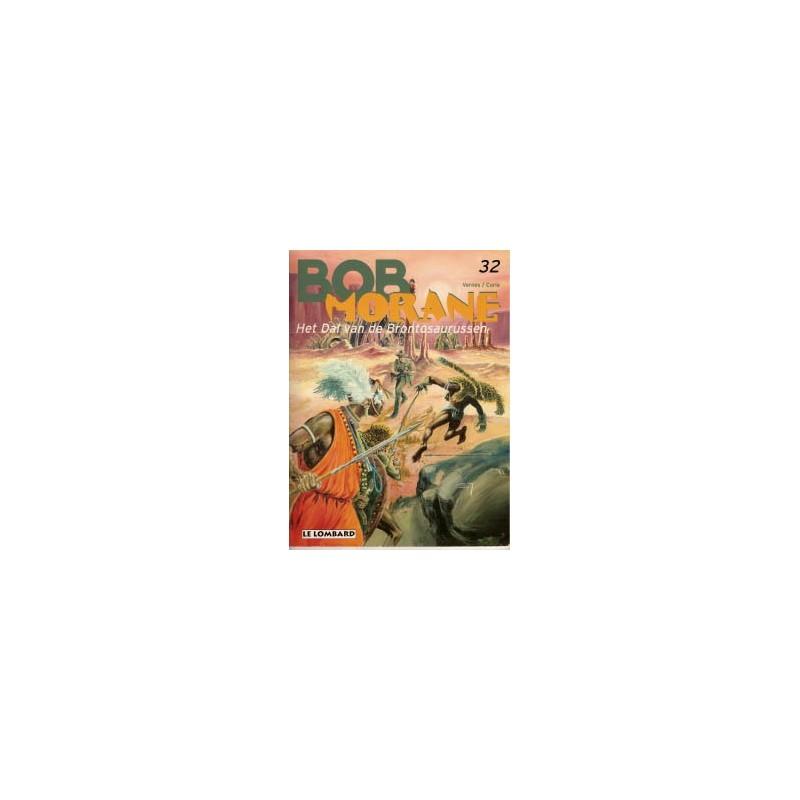 Bob Morane 32 - Dal van de brontosaurussen 1e druk 1997