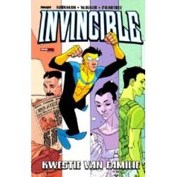 Invincible NL01 Kwestie van familie