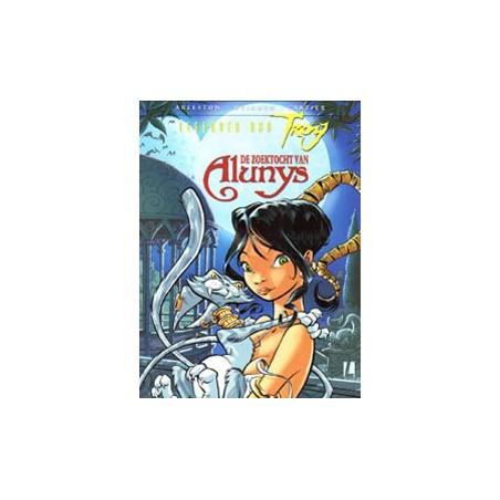 Lanfeust  Legenden van Troy De zoektocht van Alunys 01