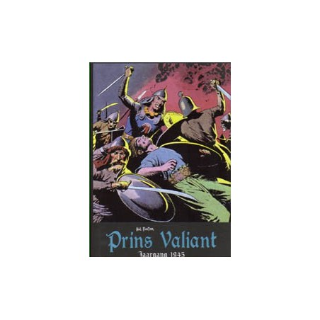 Prins Valiant  09 HC Jaargang 1945
