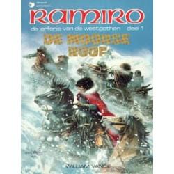 Ramiro 07<br>De erfenis van de Westgothen deel 1<br>De Moorse ro