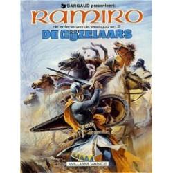Ramiro 08<br>De erfenis van de Westgothen deel 2<br>De gijzelaar