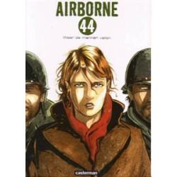 Airborne 44 setje<br>Deel 1 & 2 HC<br>1e drukken 2009