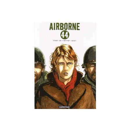 Airborne 44 set deel 1 t/m 8 HC 1e drukken 2009-2019