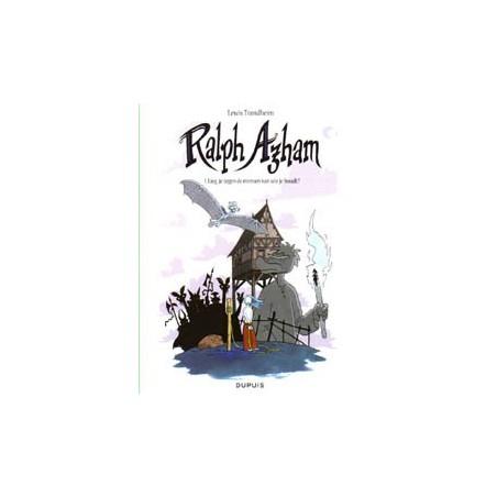 Ralph Azham 01<br>Lieg je tegen mensen van wie je houdt?