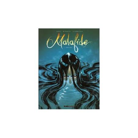 Malafide 01 Het bal 1e druk 2011