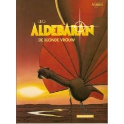Aldebaran<br>02 De blonde vrouw<br>herdruk