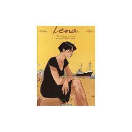 Juillard<br>Lena bundel HC<br>De lange reis / De drie vrouwen