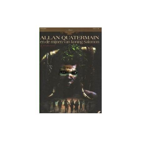 Allan Quatermain & de mijnen van koning Salomon 01 Het wilde...