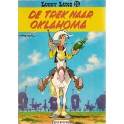 Lucky Luke<br>14# - De trek naar Oklahoma<br>herdruk