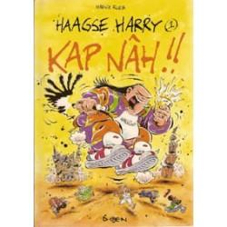 Haagse Harry<br>01 Kap Nâh!!<br>1e uitgave met steunkleur 1994