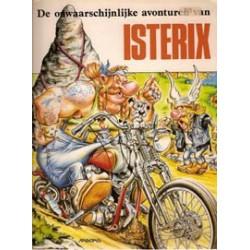 Asterix parodie De onwaarschijnlijke avonturen van Isterix