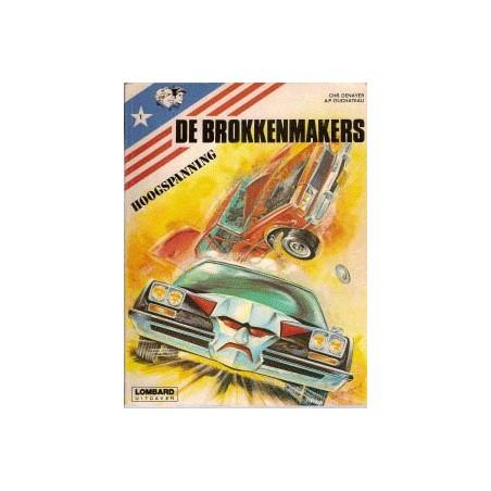 Brokkenmakers setje<br>Deel 1 t/m 10<br>1e drukken 1974-1994