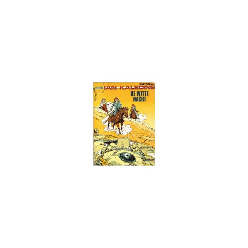 Ian Kaledine setje Deel 1 t/m 10 1e drukken 1983-1992