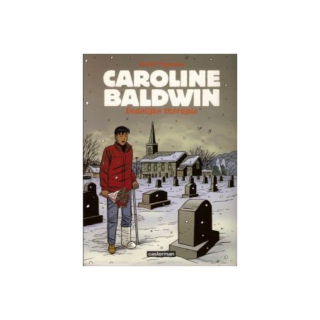Caroline Baldwin 08 Dodelijke therapie 1e druk 2004
