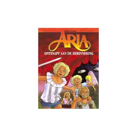Aria  33 Ontsnapt aan de herinnering