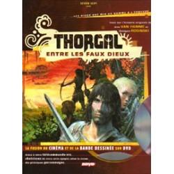 Thorgal Dossier HC - Entre les faux dieux Dossier met DVD