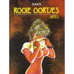 Rooie Oortjes complete set deel 1 t/m 40 1e- en herdrukken