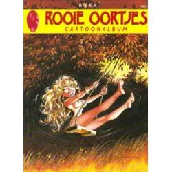 Rooie Oortjes Cartoonalbum set deel 1 t/m 40 + Special
