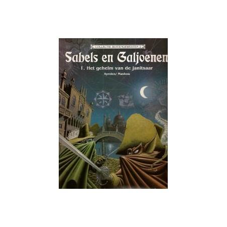 Collectie Buitengewesten 02 Sabels en galjoenen 01