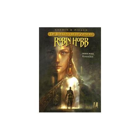 Boeken van de zieners 03 HC Robin Hobb Kettricken