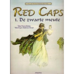 Collectie Buitengewesten 04<br>Red Caps 01<br>De zwarte meute